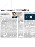 Mainframe Revolution