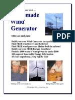 BuildAWindGenerator