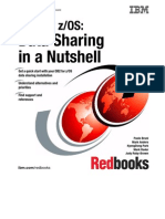 DB2forzOS-data sharing