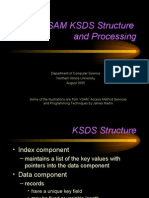 02 - VSAM Structure and Processing