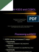 03 - VSAM KSDS and COBOL