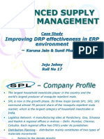 Joju Johny - ADSCM - SPL Case Study