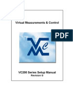 VC200 Series Setup Manual