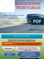 OBLIGACIONES TRIBUTARIAS 1