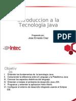 Session 1 - Java Language Introduction (1)