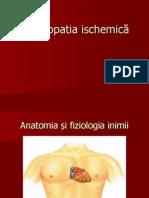 Cardiopatia ischemică PowerPoint