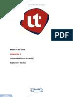 Manual Del Tutor Claudio Figueroa
