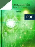 Doreal - Die Smaragdtafeln Von Thoth Dem Atlanter