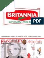 Britannia PPT Final