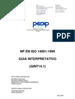 NP EN ISO 14001