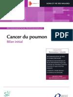 Reco Poumon Bilan Initial INCa 7-2011