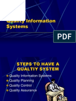 Quality Information Systems Ppt 1231