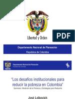 Pobreza y Estrategias Seminario BLAA 090205