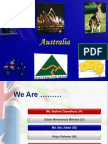 Comparative Management of Australia