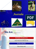 Comparative Management of Australia