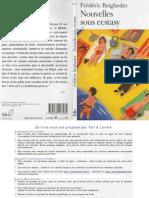 (french) Beigbeder, Frédéric - Nouvelles Sous Ecstasy