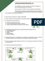 QUESTÕES DE REVISÃO PARA PROVA - 02 (NOTURNO) 30.09.11