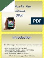 The Near Me Area Network NAN