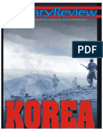 50th Anniversary of Korean War Issue, Military Review