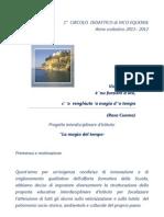 """Progetto d'Istituto """"La Magia del Tempo""""-I Circolo didattico di Vico Equense"""