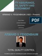 Group 3 - Qhse - Feigenbaum & Control Chart