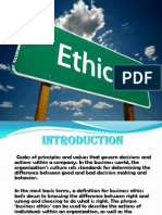 School of Ethics