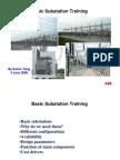 Basic Substation Training