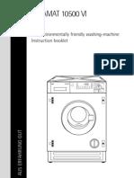 Aeg User Manual