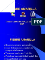 BROTE FIEBRE AMARILLA