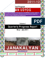 Ensuring Participation of Wage-Earners (WE) in NREGA execution - Janakalyan Experience