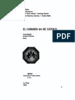 Carmen 64, Catulo