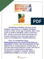 Buddha Das A Bhikkhu