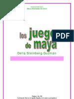 Los Juegos de Maya -Delia Steinberg