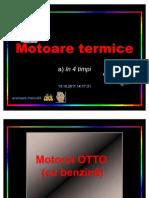 Motoare Termice - Otto - Diesel