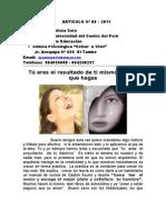 ARTÍCULO nº 9