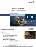CA Sand Management