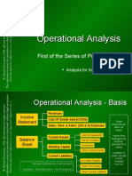OPERATIONAL ANALYSIS 01