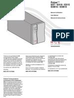 Ex 71015 Manual