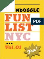 Fun List