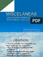 CURSO ENF. Y EMER. UBA 2008 - Misceláneas- Clase 1