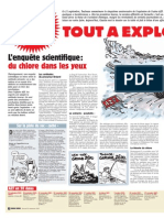 Charlie Hebdo_Dossier AZF_21 septembre 2001_Toulouse_Attentat