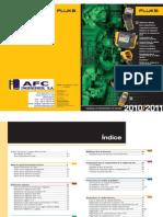Catalogo Fluke 2010 Esp