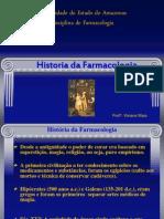 História da Farmacologia