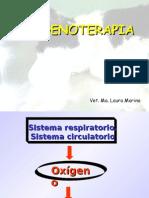 CURSO ENF. Y EMER. UBA 2008 - Oxigenoterapia - Clase 2