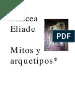 Eliade_ Mircea - Mitos Y Arquetipos PDF