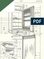 Dometic MB52 Parts List