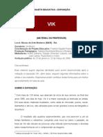 Material Do Professor Expo Vik