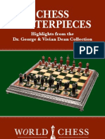 Chess Masterpieces - Dean - Brochure