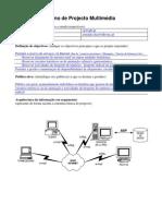 Exemplo Projecto Multimédia
