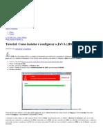 Tutorial_ Como instalar e configurar o JAVA (JDK) no Windows « Blog do Cazé